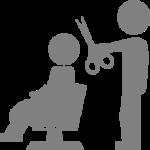 Cabeleireiro homem icon